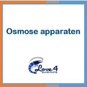 Osmose apparaten
