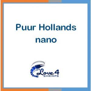 Puur Hollands nano