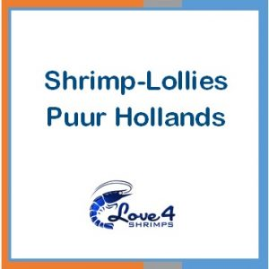 Shrimp-Lollies Puur Hollands