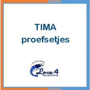 TIMA proefsetjes