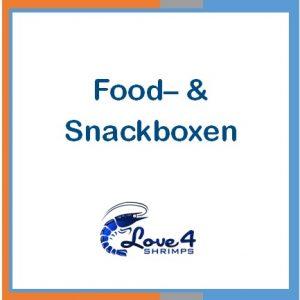 Food- & Snackboxen